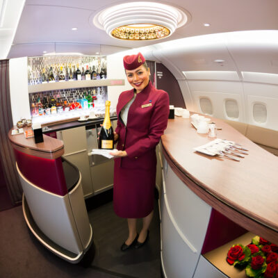 Flying High In Style: The Battle Between Boeing & Airbus