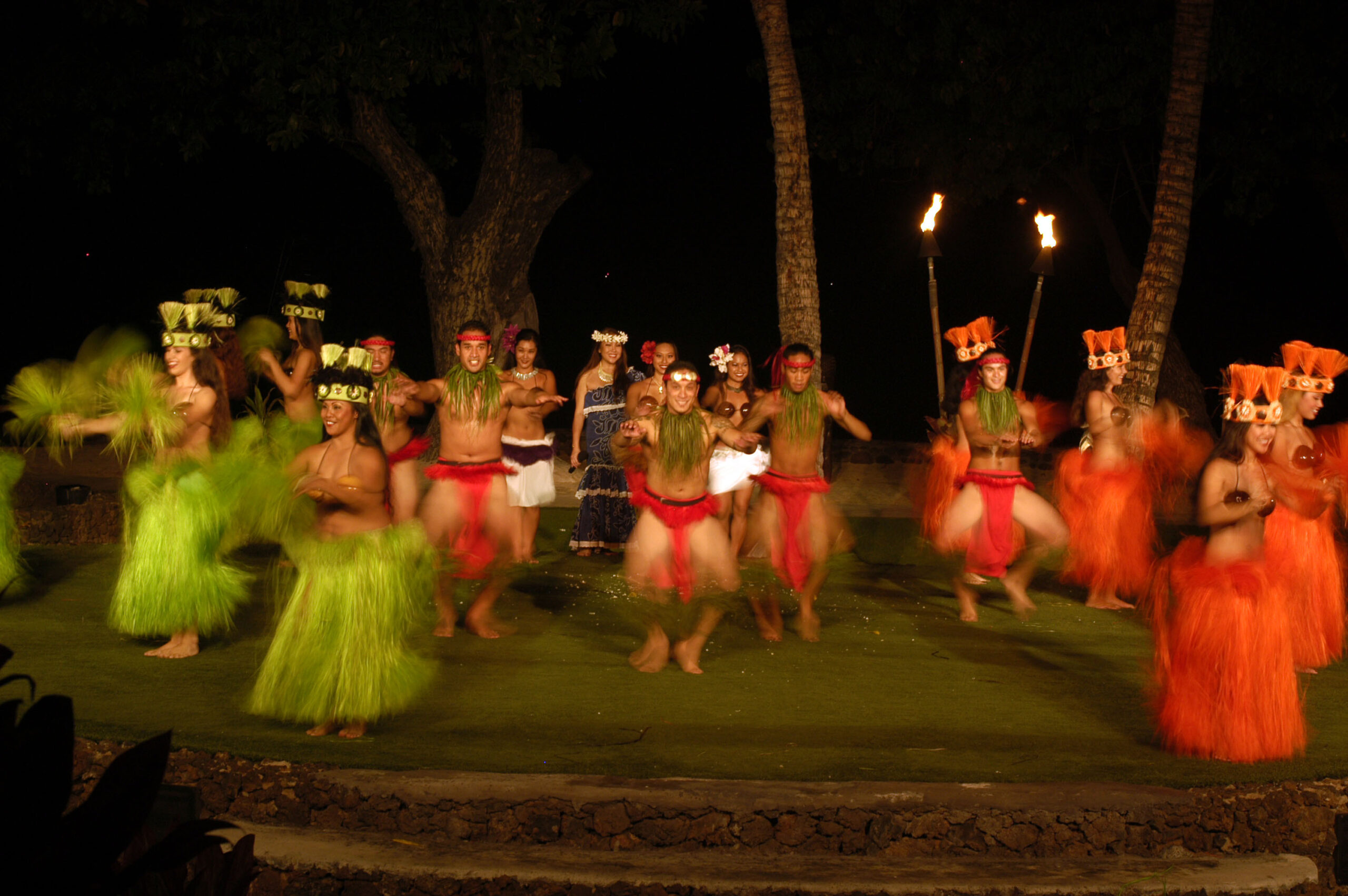 The Old Lahaina Luau is one of Maui's best Luaus.