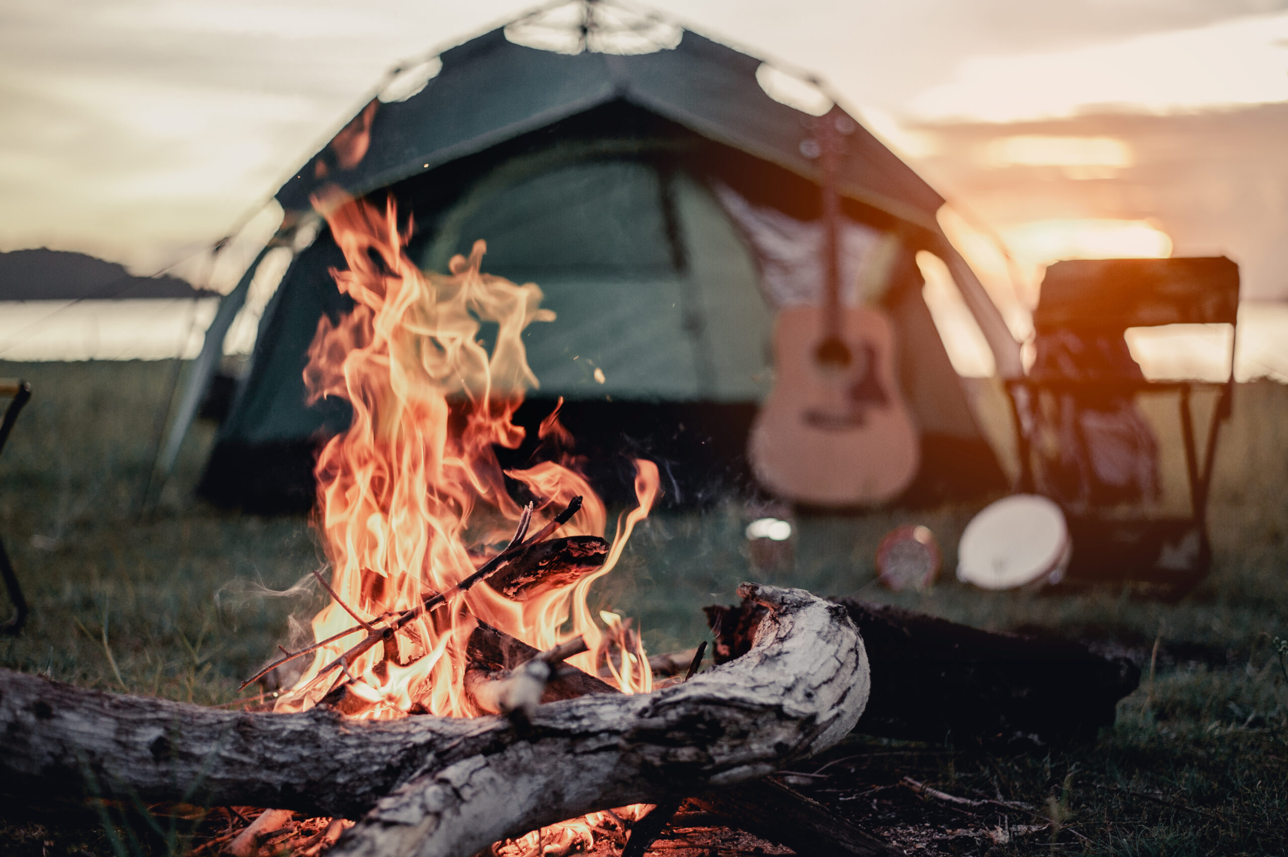 Going camping is a safe way to enjoy time with family or friends while more than likely avoiding Covid19.