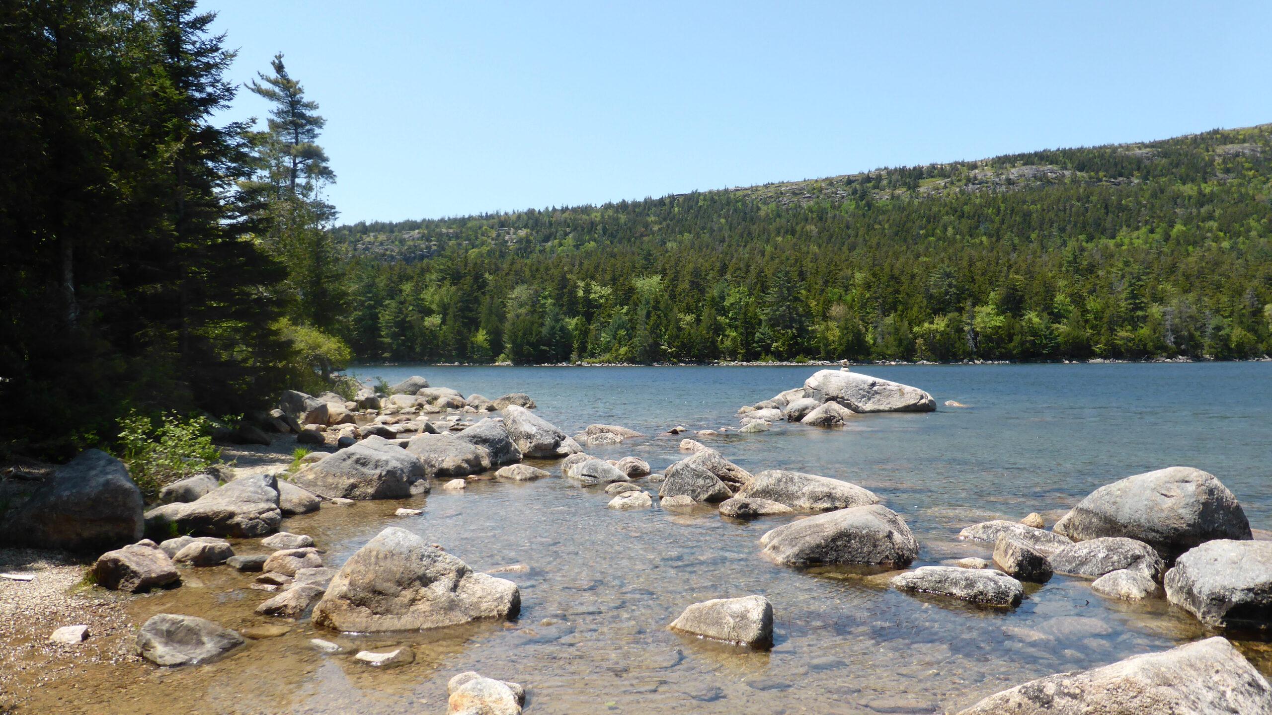 Arcadia National Park, Jordan Pond