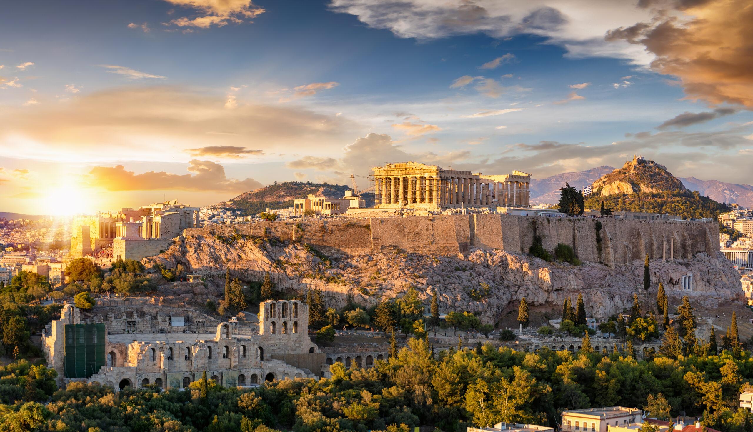 The Acropolis of Athens, Greece virtual tour