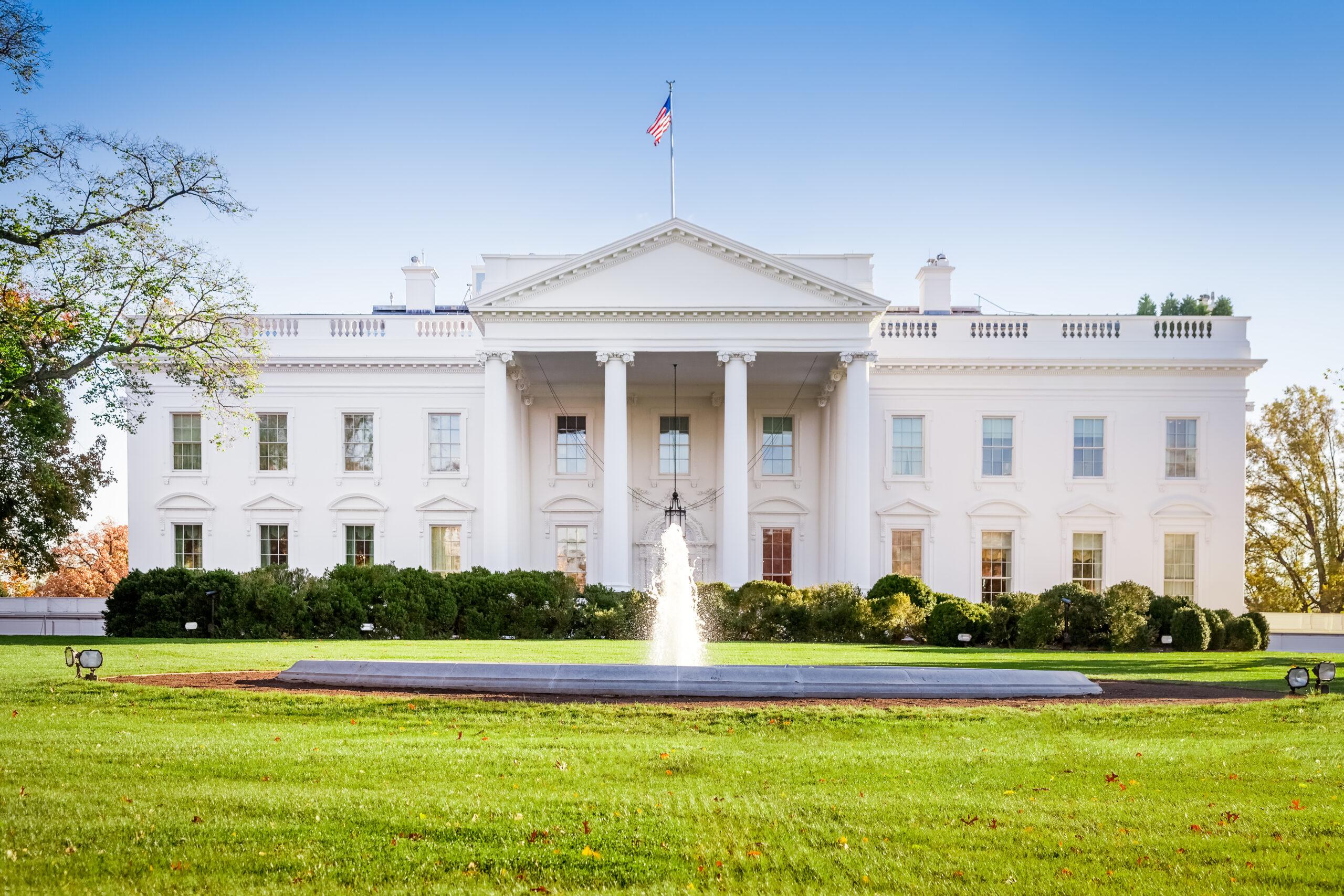 Virtual Tour Historical Sites - The White House, Washington DC