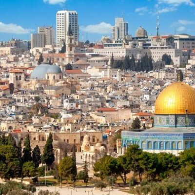 Experience History When Traveling Through Israel