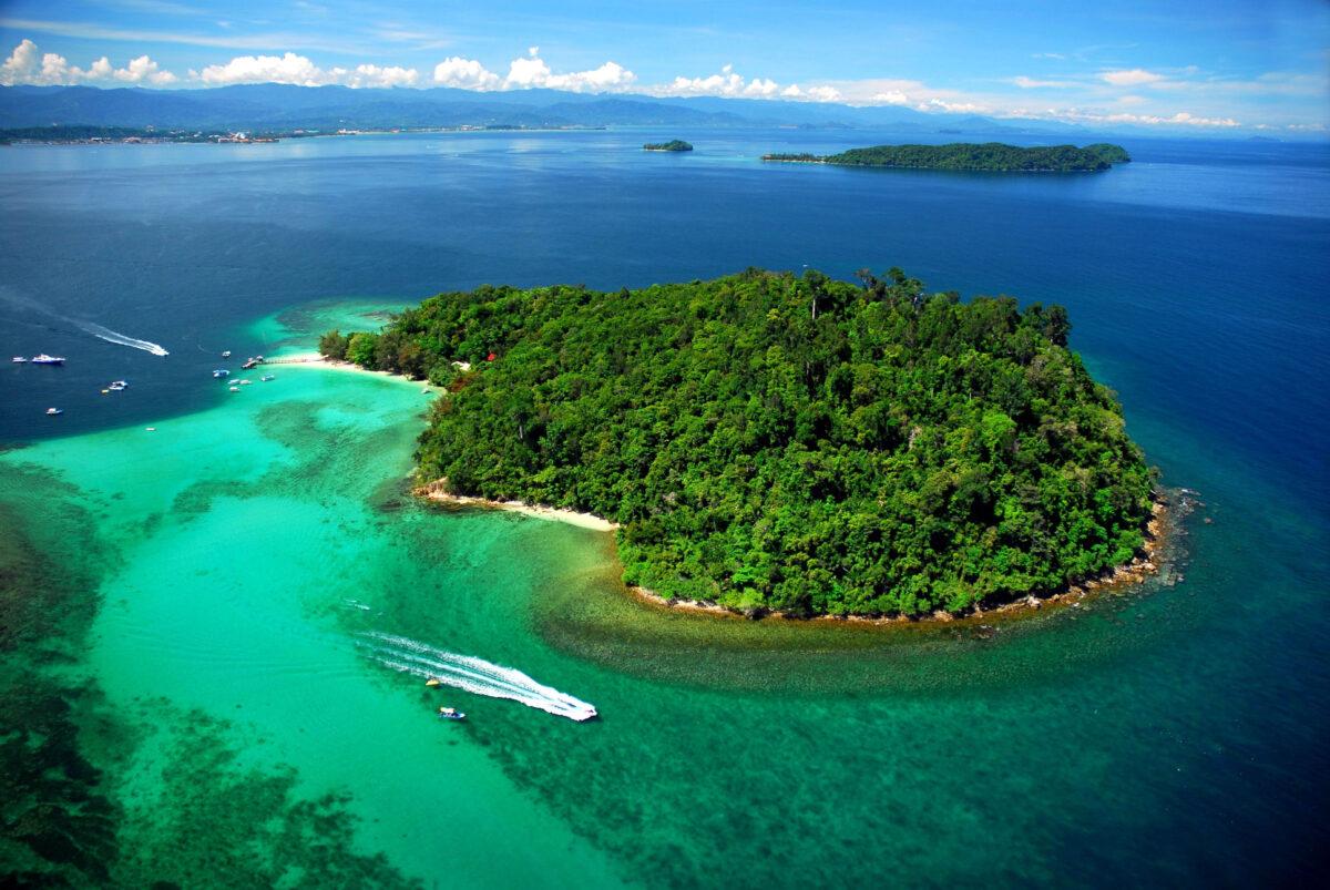 Borneo - One of the world's large island