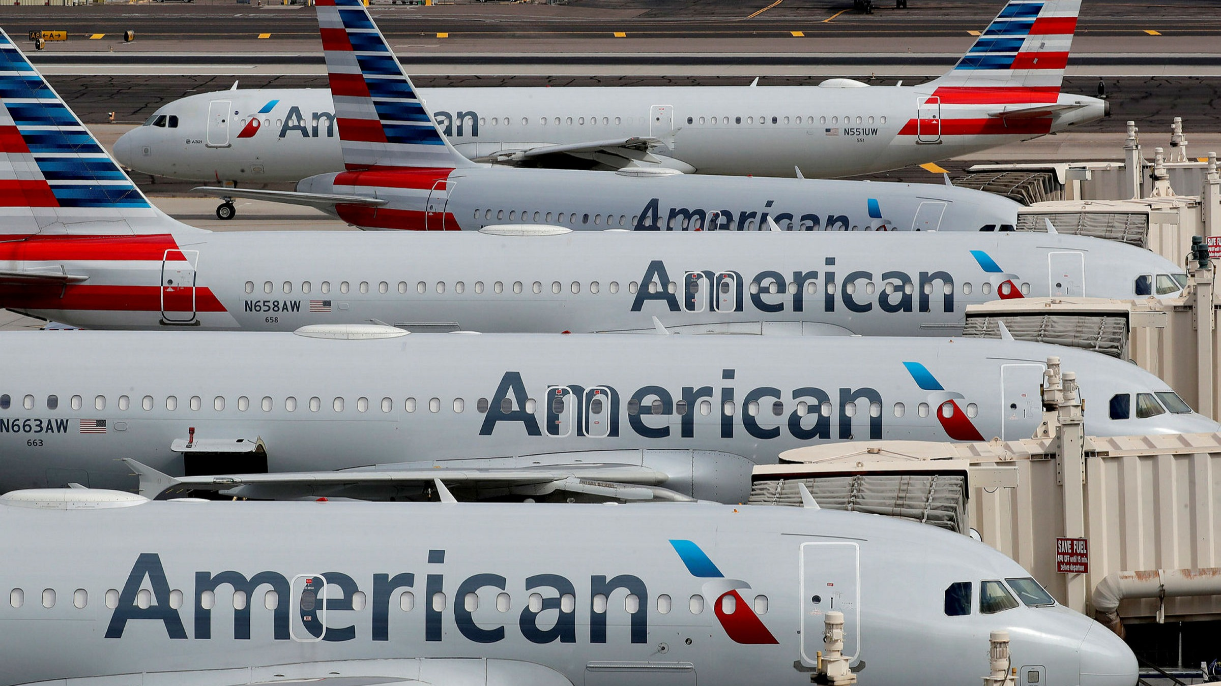 American Airlines Best First and Business Class Areas