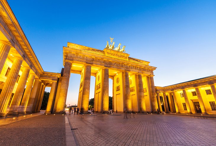 5 Top-Rated Tourist Attractions in Germany