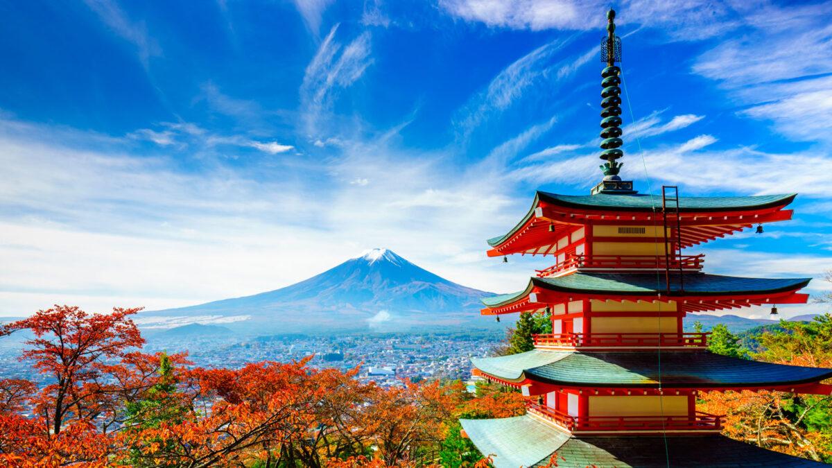 Japan A Travel Destination