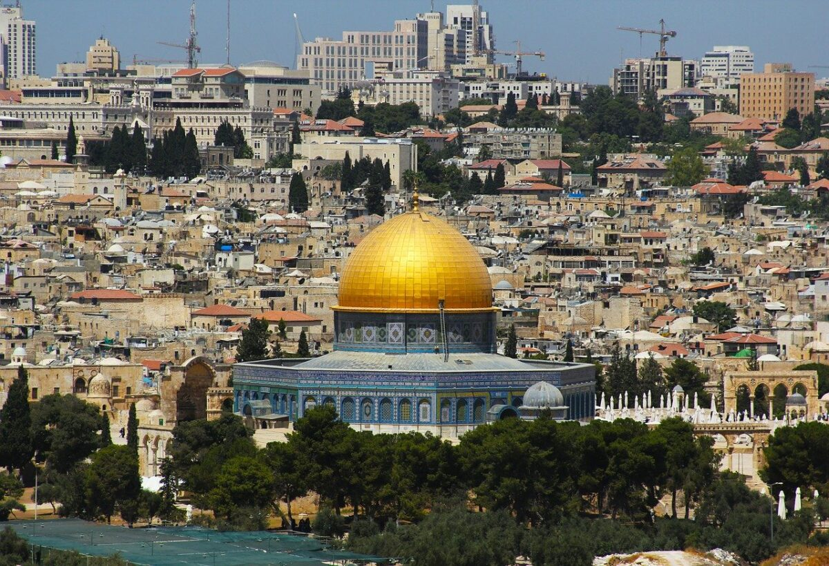 Vacation in Israel tips on The Dome of the Rock