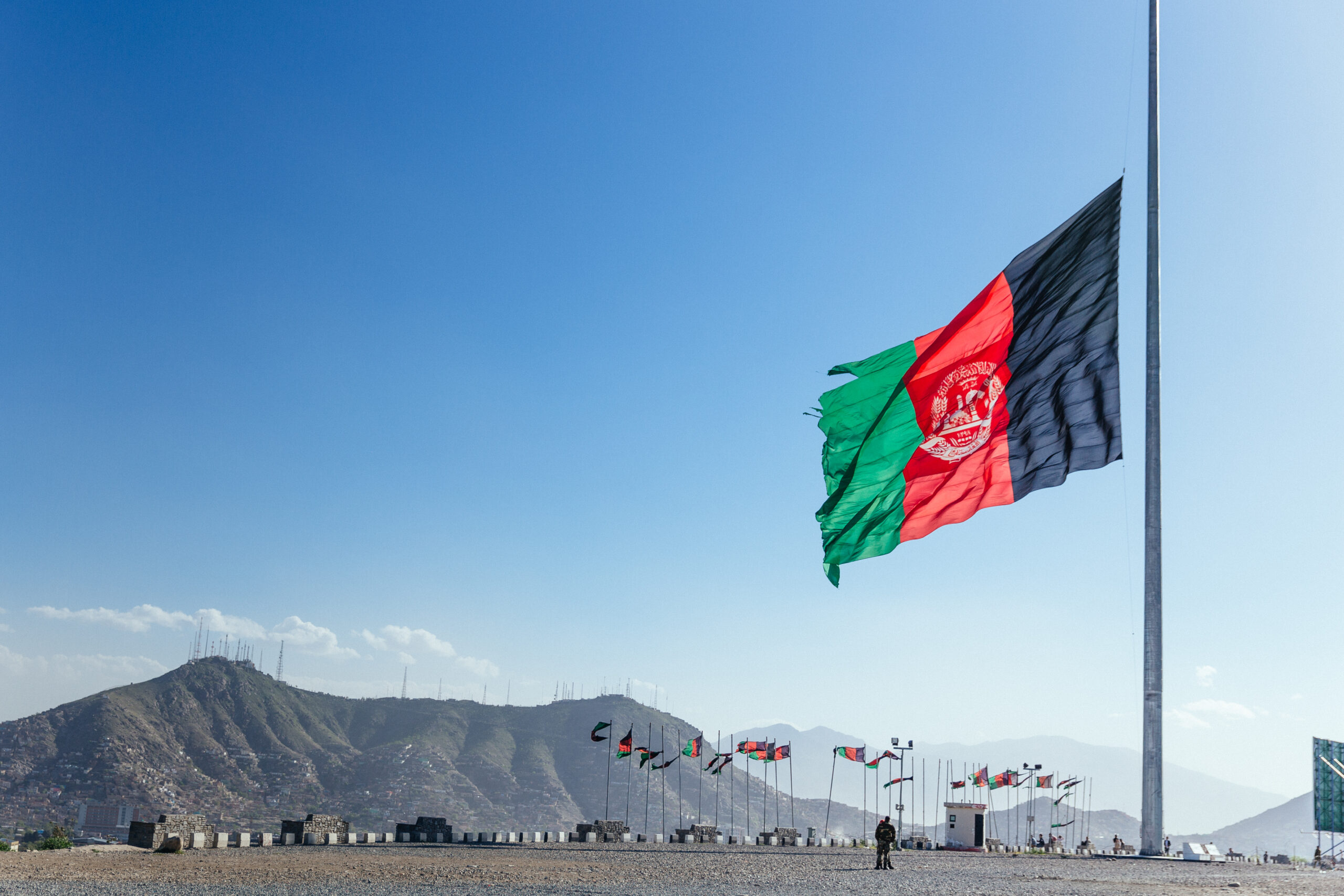 Interesting Quiz about the flag of Afghanistan
