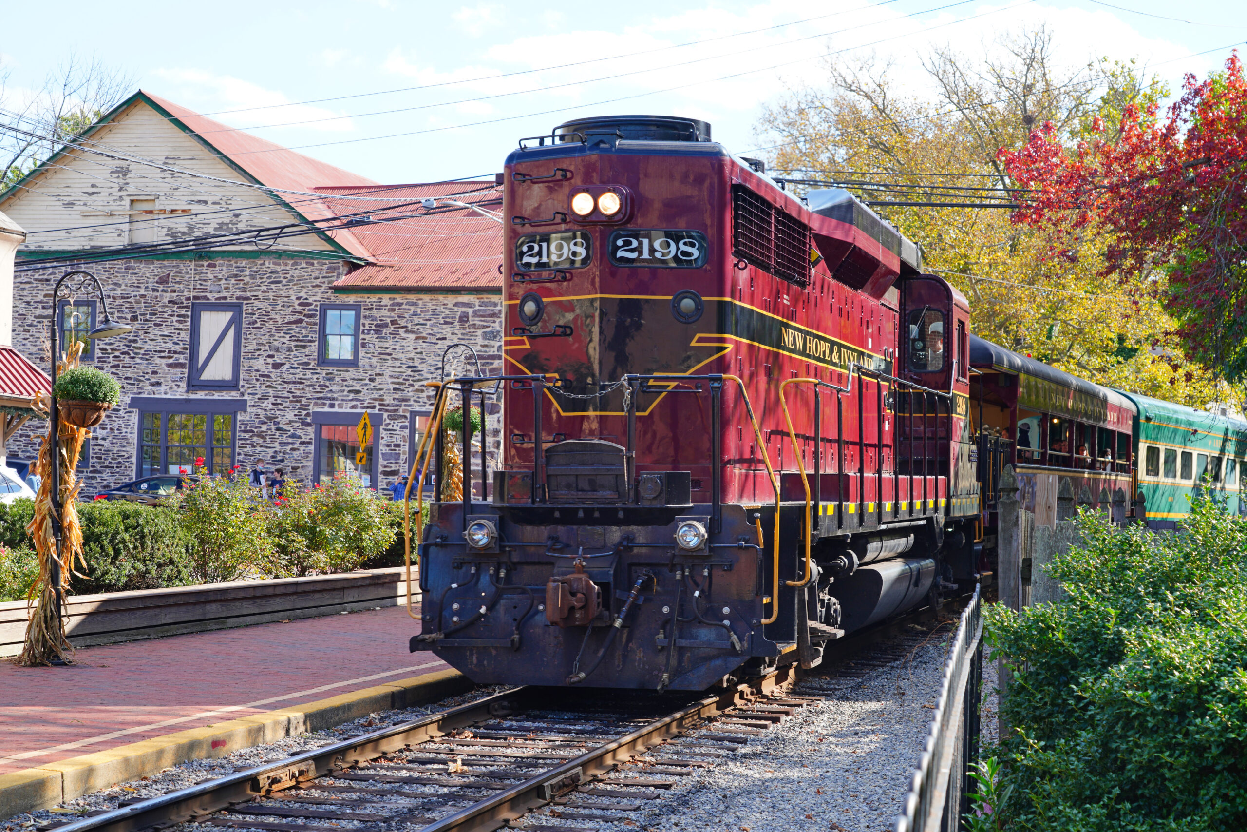 Vintage Railway Experiences and Attractions in the US